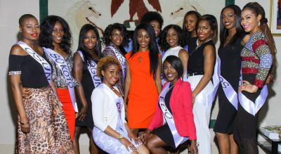 Miss Nigeria USA Contestants