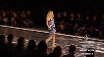 Watson X Watson Mercedes Benz Fashion Week Australia
