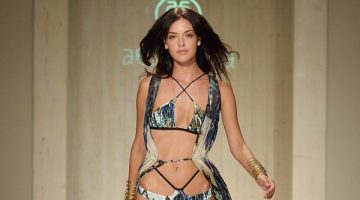 Funkshion Swimweek July 2016 - Aguaclara + Lume Runway Show