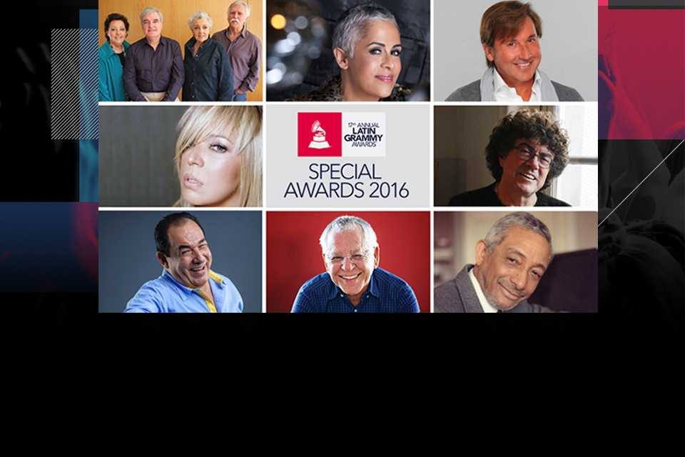 LATIN RECORDING ACADEMY LIFETIME ACHIEVEMENT AWARD
