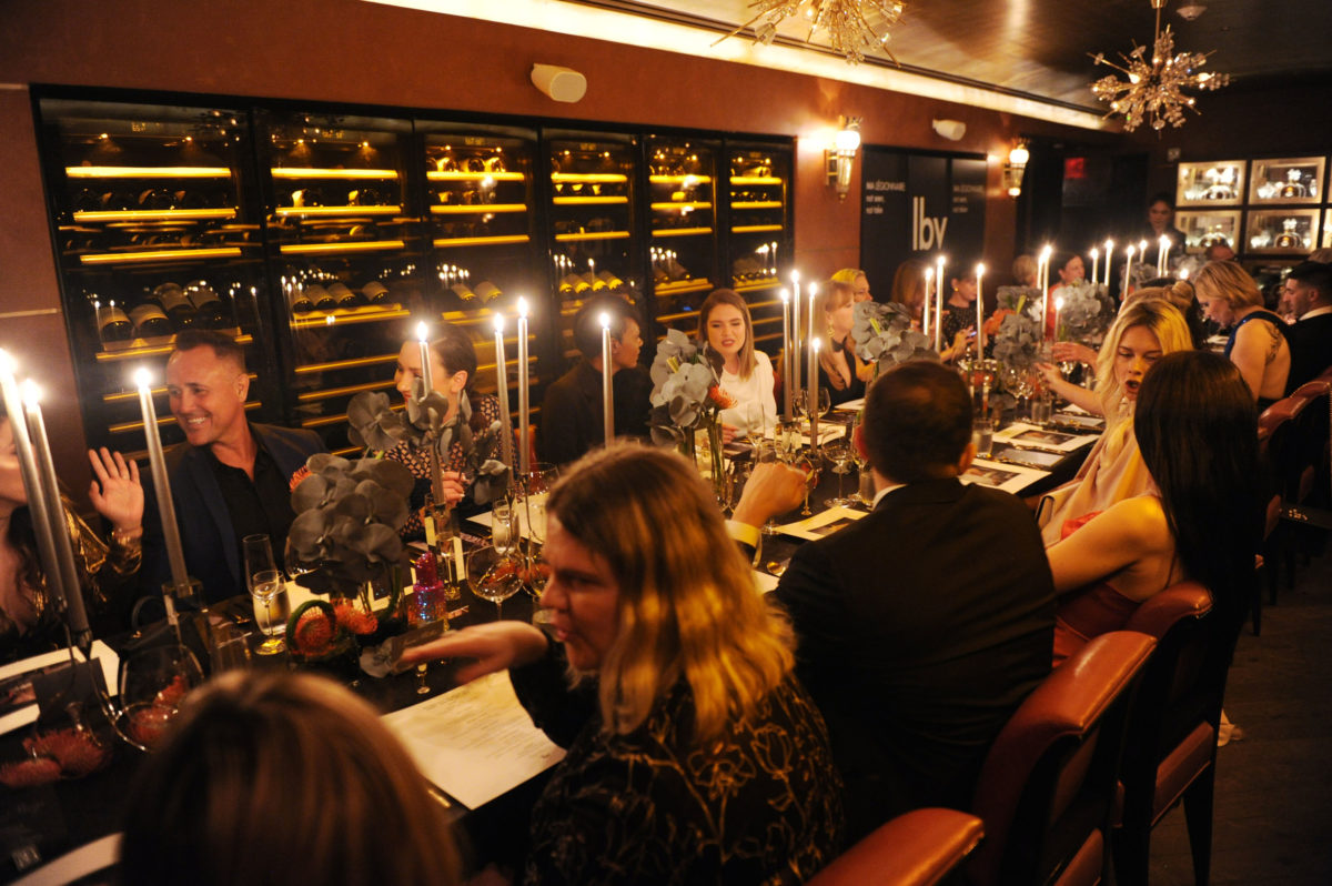 LBV Wine Society Dinner at Faena Miami Beach