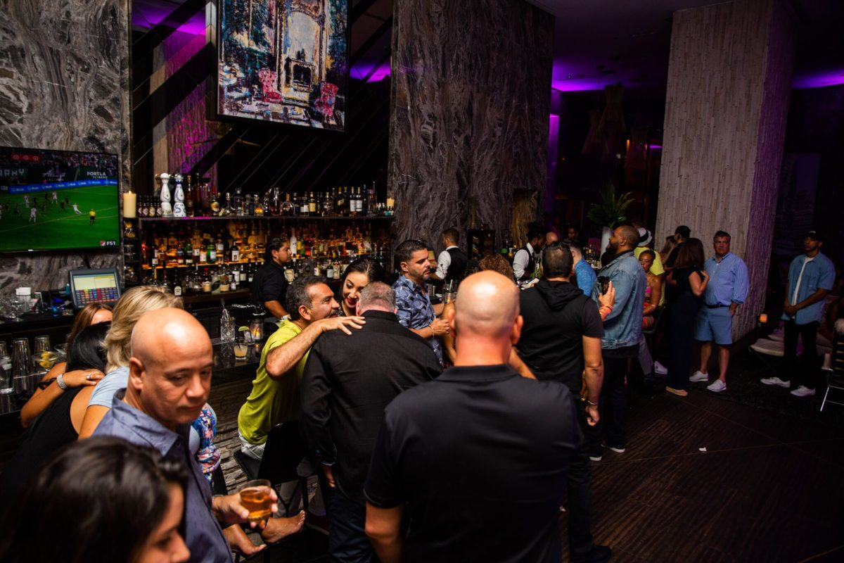 Cultural Sips and Live Music Saturday at Living Room at W South Beach