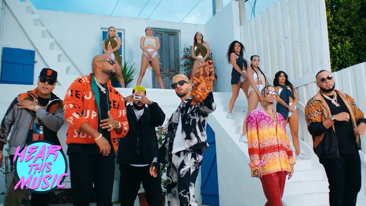 Aloha - Maluma X Beéle x Rauw Alejandro x Darell x Dj Luian & Mambo Kingz (Official Video)