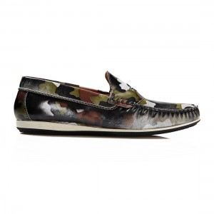 BUB-Loafer-Giacomo Puccini-Military