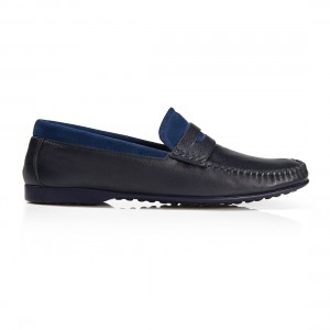 BUB-Loafer-Marcello Bellini-Dark Blue