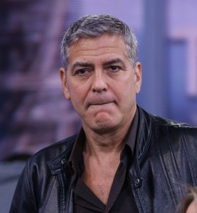 George Clooney on GMA - New York Style Guide