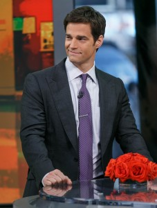 David Muir on Good Morning America - New York Style Guide