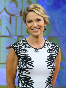Amy Robach  on GMA - New York Style Guide