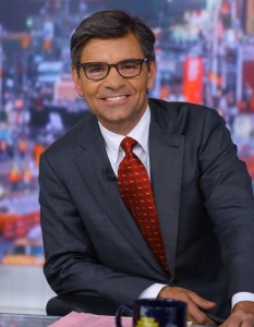 George Stephanopoulos  on GMA - New York Style Guide