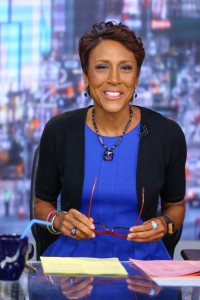 Robin Roberts on GMA - New York Style Guide