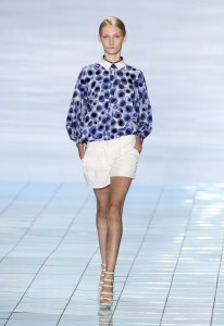 LIE SANGBONG Spring-Summer 2015 Collection Show
